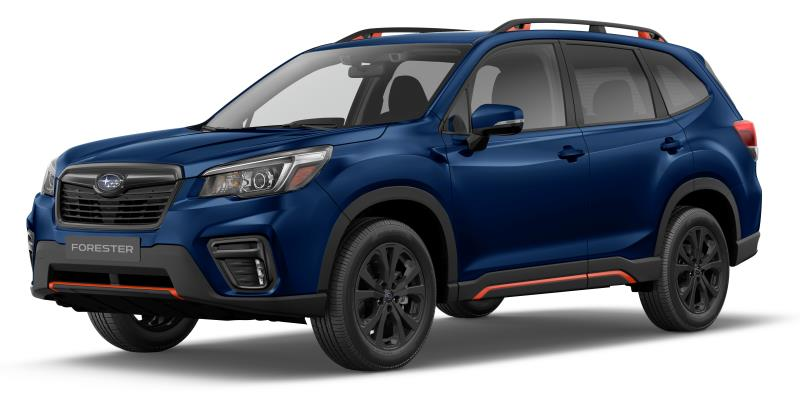 Subaru Forester Engineering